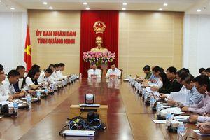 Tổng công ty Tân Cảng Sài Gòn đề xuất nghiên cứu dự án tại KCN Cảng biển Hải Hà