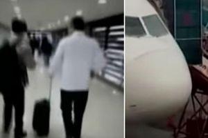Hình ảnh cuối cùng của hành khách xấu số trên chuyến bay JT610