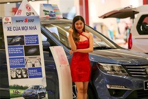 Ô tô Trung Quốc gây ngạc nhiên vì người Việt vẫn nhập nhiều