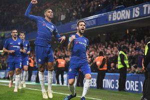 Chelsea vẫn giành chiến thắng dù hàng thủ liên tiếp mắc sai lầm