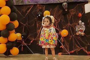 Màn hóa trang Halloween của bé gái hút hơn 20 triệu lượt xem