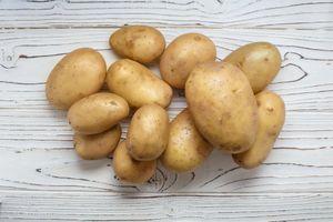 Lý do không nên bảo quản khoai tây trong tủ lạnh