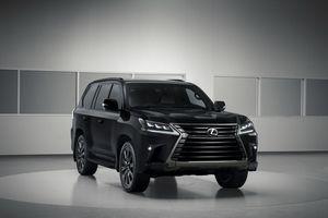 Lexus LX Inspiration Series 2019 ra mắt, giá hơn 100.000 USD