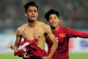 5 khoảnh khắc bùng nổ cảm xúc của bóng đá Việt Nam tại AFF Cup