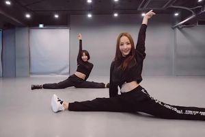 Park Min Young 'đốn tim' fan với màn vũ đạo gợi cảm