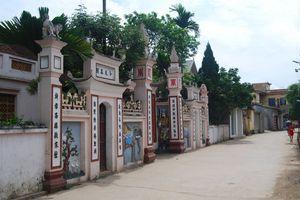 Khu tưởng niệm danh nhân văn hóa Nguyễn Trãi: Chỉ nên tu bổ, tôn tạo