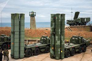 Nga - Ấn Độ ký hợp đồng cung cấp S-400 bằng đồng ruble