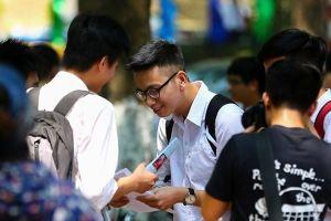 Chi tiết bộ đề thi tham khảo vào lớp 10 của Hà Nội học sinh cần biết