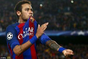 Neymar có thể ngồi tù do vụ chuyển nhượng đến Barca