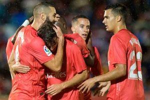 Real Madrid thắng dễ đội hạng ba Melilla 4 - 0,