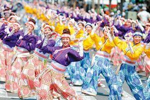 Lễ hội văn hóa-tiêu dùng kỷ niệm 45 năm quan hệ Việt Nam-Nhật Bản
