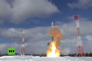 Tên lửa Sarmat Nga lại chậm tiến độ