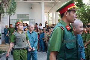 Bản án nghiêm minh cho các đối tượng gây rối ở Bình Thuận