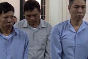 3 án tử hình dành cho đường dây mua bán ma túy