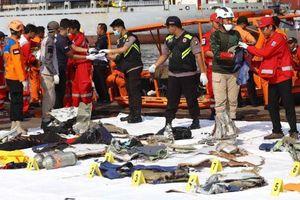 Nóng: Nạn nhân đầu tiên vụ rơi máy bay Indonesia được nhận dạng