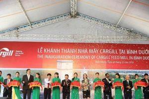 Cargill khánh thành nhà máy thức ăn chăn nuôi lớn nhất của tập đoàn tại Việt Nam