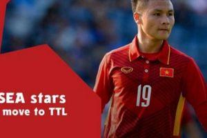 10 ngôi sao được Thai League 'thèm khát' nhất: Có tên Quang Hải