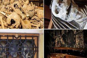 10 vật thể rùng rợn đầy ám ảnh được cất giữ trong nhà thờ nước Anh