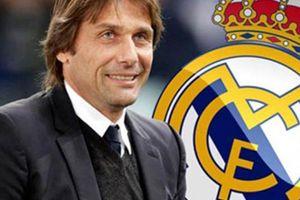 Vì sao Antonio Conte chưa thể đến Real Madrid?