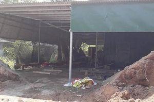 Huế: Di dời trại hòm hoạt động tại địa điểm chưa được cấp phép