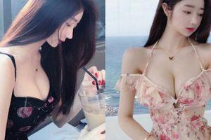 Cô gái Hàn đã xinh còn khéo mặc sexy khiến phái mạnh ngây ngất từ giây đầu tiên