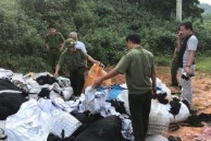 Phá hoại môi trường, cảnh quan khu di tích Đền Hùng