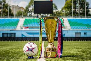 Trưng bày cúp vàng AFF Suzuki Cup tại Hà Nội