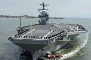 Kỷ nguyên của tàu sân bay Mỹ đang đến hồi kết thúc?
