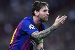 Lionel Messi là 'người ngoài cuộc' Quả bóng Vàng năm nay?