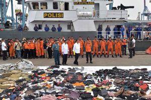 Thảm kịch rơi máy bay ở Indonesia: Phát hiện tiếng 'ping' có thể của hộp đen
