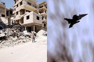 Liên quân Mỹ không kích làm chết 120 dân thường Syria?