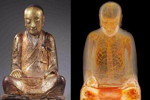 Người dân Trung Quốc tới Hà Lan, yêu cầu trả tượng Phật chứa xác ướp