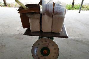 Thanh Hóa: Bắt 2 vụ vận chuyển ma túy trong ngày, thu giữ hơn chục kg 'hàng trắng'
