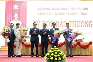 Phú Thọ có tân Phó Chủ tịch UBND tỉnh