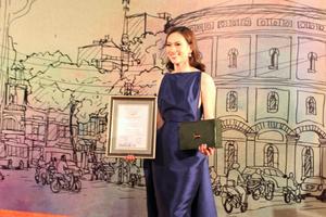 Phương Anh Đào giành giải 'Nữ diễn viên chính xuất sắc nhất' HANIFF 2018