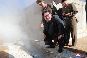 Ông Kim Jong-un: Triều Tiên sẽ là 'quốc gia hùng mạnh' bất chấp 'lực lượng thù địch'