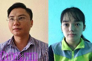 Bắt thêm 1 nữ cộng sự vụ 'phóng viên' Ngô Văn Khích tống tiền DN 50 triệu đồng