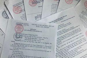 Công an vào cuộc vụ DN trốn thuế ở Vũng Tàu