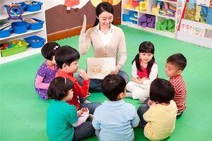 Cần trên 857 tỷ đồng đào tạo lại 80.000 giáo viên mầm non?