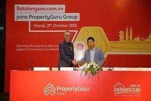 Batdongsan.com.vn gia nhập Tập đoàn PropertyGuru