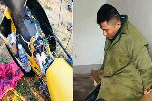Nghệ An: Hai trộm chó bị dân bản bắt quả tang cùng đầy đủ tang vật