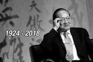 Cuộc đời đầy hiển hách, nhưng tang lễ của nhà văn Kim Dung lại thực hiện bất ngờ thế này