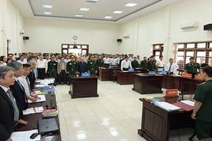 Tòa phúc thẩm tuyên y án sơ thẩm đối với bị cáo Đinh Ngọc Hệ và đồng phạm