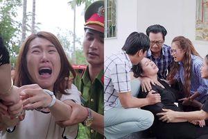 'Gạo Nếp Gạo Tẻ': Hân bị bắt giam, bà Mai ngất lịm vì vừa thương vừa tức con gái