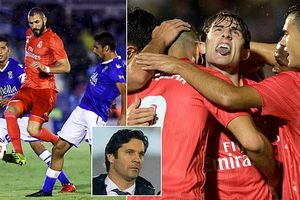 Solari ra mắt như mơ với Real Madrid