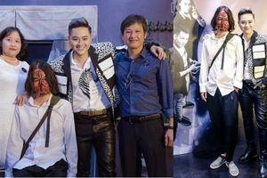 Em trai Thanh Duy chiếm trọn spotlight khi hóa trang kinh dị đến dự ra mắt phim 'Dream Man'
