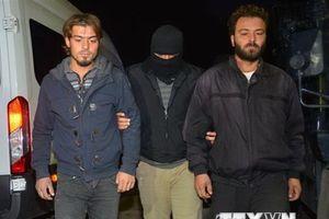 Quân đội Thổ Nhĩ Kỳ không kích, vô hiệu hóa 30 phần tử khủng bố PKK