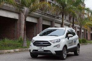 VCCI lo cùng một chiếc xe phải nộp lệ phí trước bạ 'chồng chéo'