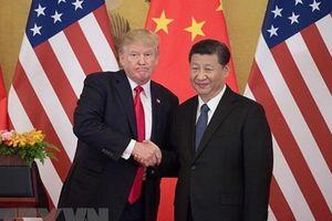 Lãnh đạo Mỹ, Trung Quốc điện đàm với trọng tâm về thương mại