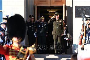 Mỹ và Hàn Quốc thống nhất biên bản triển khai cơ chế quân sự chung